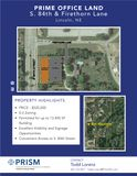 Prime Southeast Lincoln Office Land for Sale
